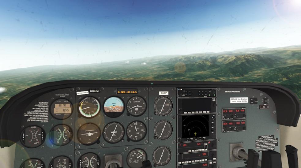 RFS - Real Flight Simulator на Андроид