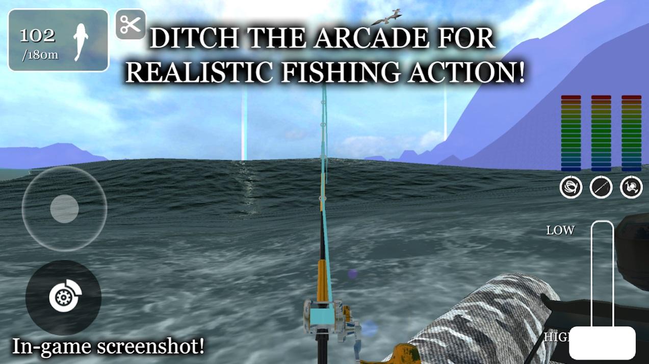 Рыбалка На Лодке на Андроид