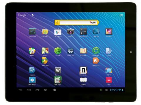 Два новых планшета от Ritmix — RMD-1058 и RMD-1080
