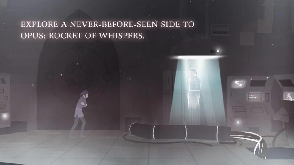 Rocket of Whispers: Prologue на Андроид