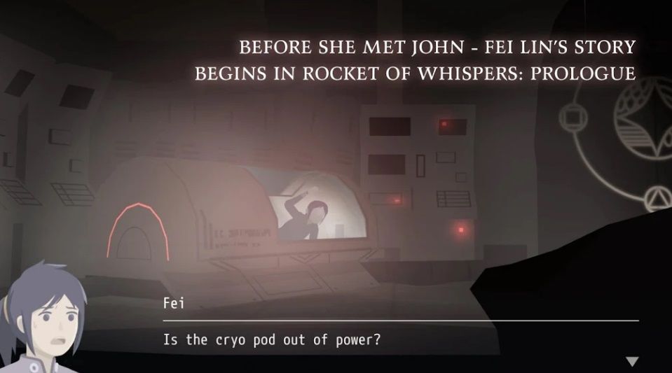 Rocket of Whispers: Prologue на ПК