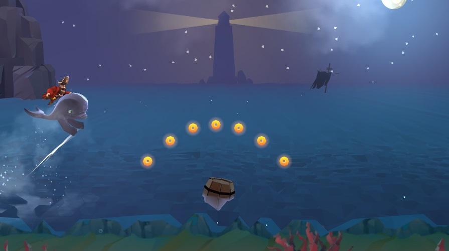 Run-A-Whale на Андроид