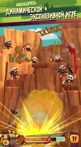 Run and Gun: Banditos на ПК