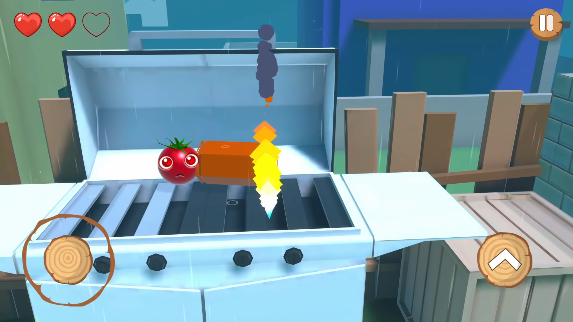 Run Tomato. Escape The Kitchen на Андроид