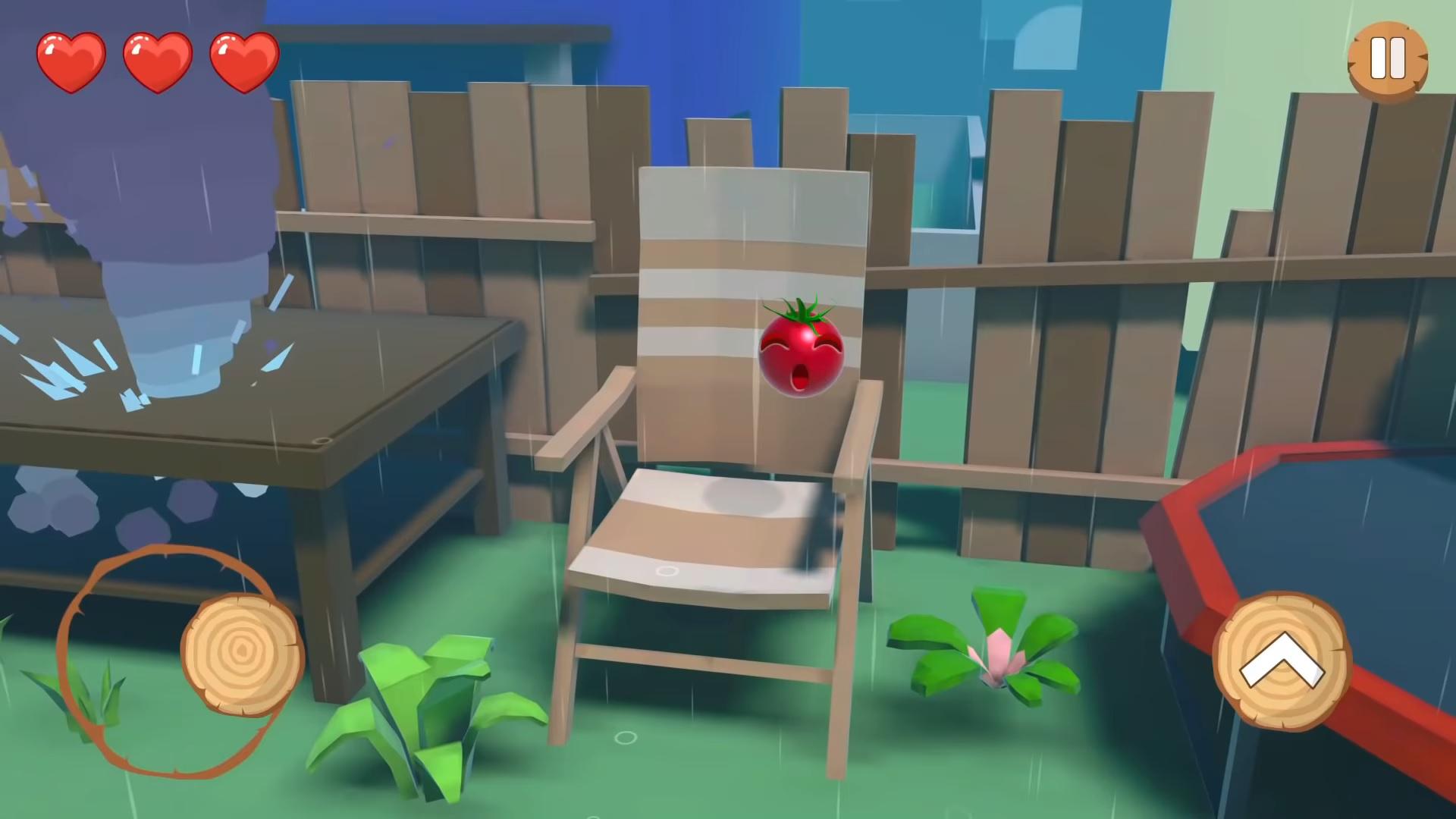 Run Tomato. Escape The Kitchen на ПК