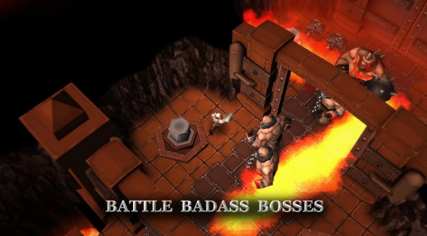 Runic Rampage - Hack and Slash RPG на Андроид