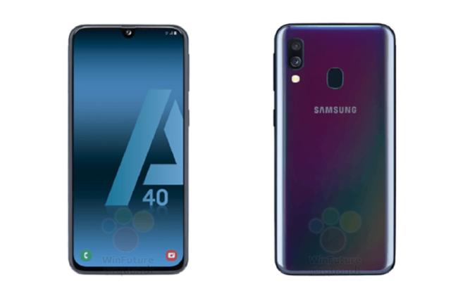 Смартфон Samsung Galaxy A40 — дата выхода, обзор