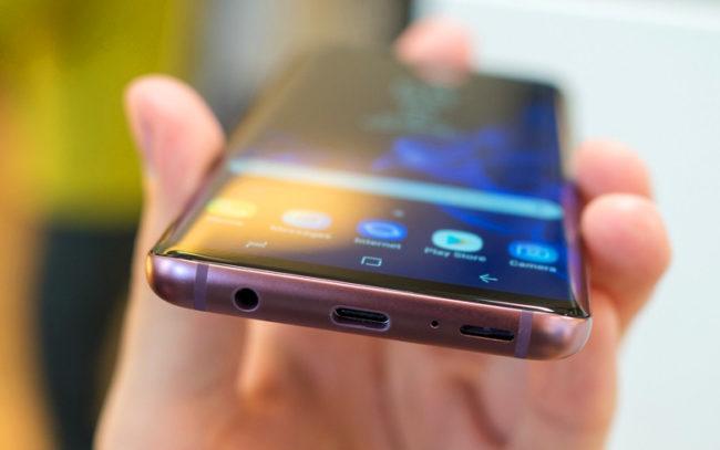 телефон Samsung Galaxy A70