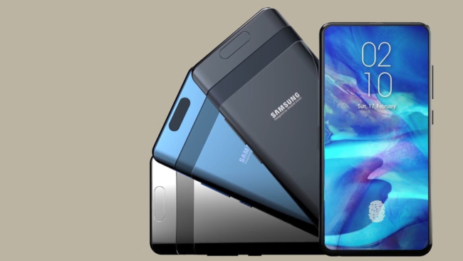 Смартфон Samsung Galaxy A90 5G — дата выхода, обзор