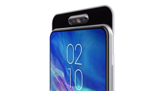 Samsung Galaxy A90 5G внешний вид