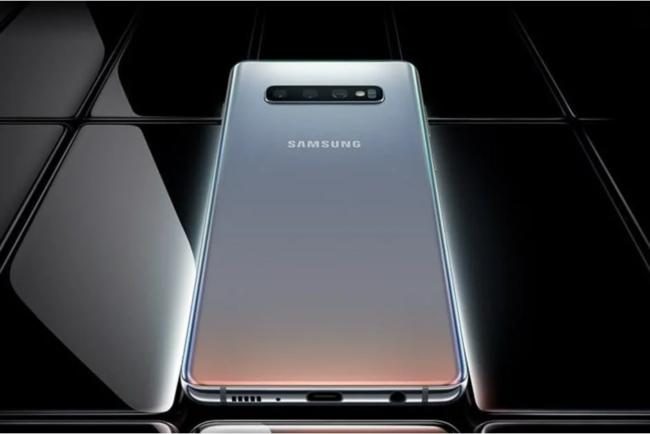 Samsung Galaxy S10 Lite камера