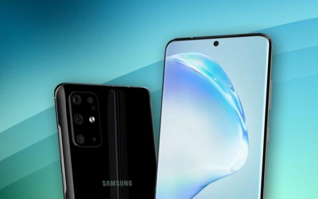 телефон Samsung Galaxy S11