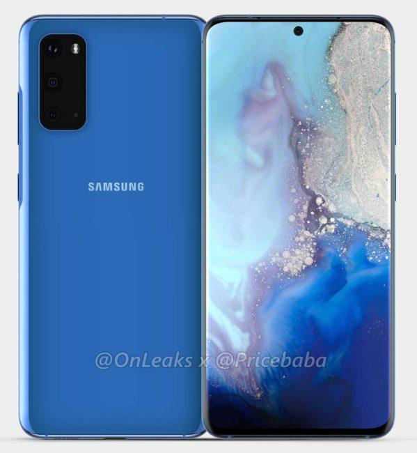 Смартфон Samsung Galaxy S11e — дата выхода, обзор