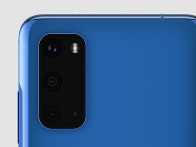 Samsung Galaxy S11e  камера