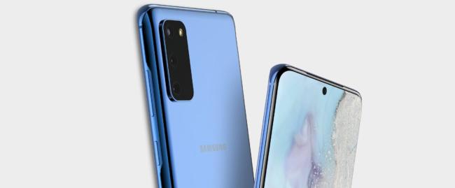 телефон Samsung Galaxy S11e