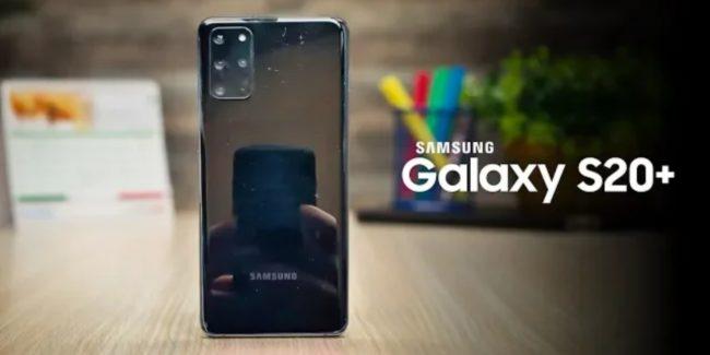 телефон samsung galaxy s20