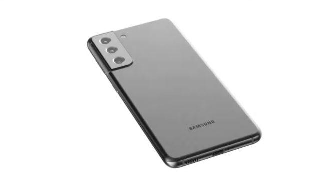 Samsung Galaxy S30 (S21) дизайн