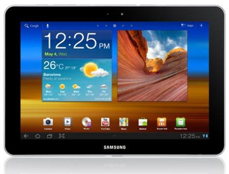 Samsung Galaxy Tab 10.1 — обзор + 2 видеообзора