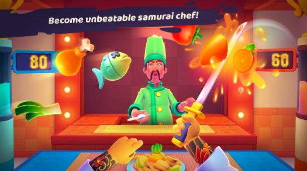 Samurai Chef на ПК
