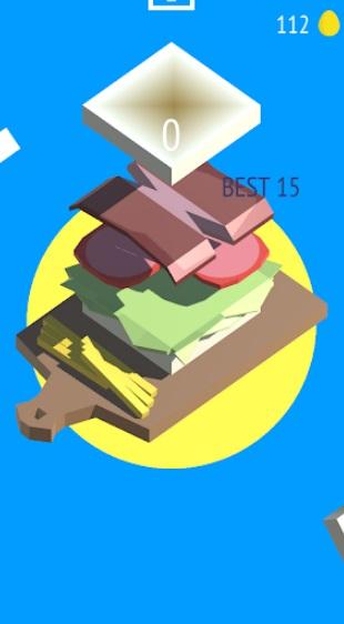Sandwich на Андроид