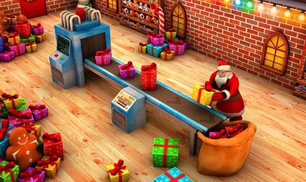 Santa Christmas Escape Mission на Андроид