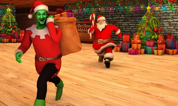 Santa Christmas Escape Mission на ПК