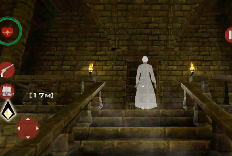 Scary Castle: Horror Game 3D на Андроид