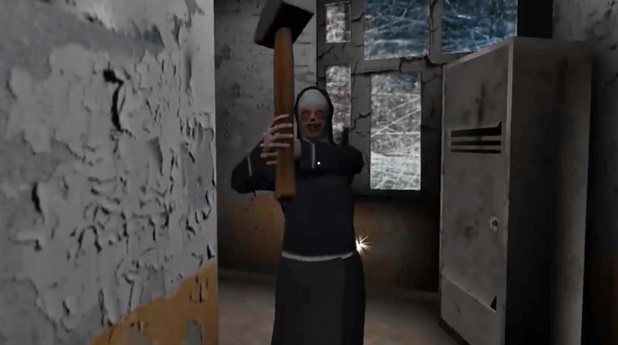 Scary House: Nun Edition на Андроид