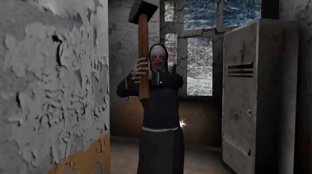Scary House: Nun Edition на Андроид