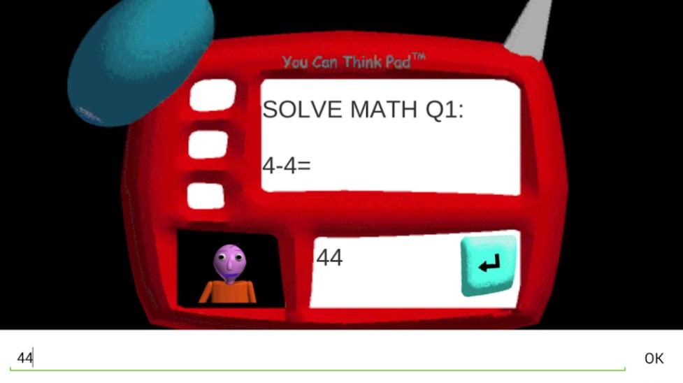 Education & Learning Horror Math Game In School на Андроид