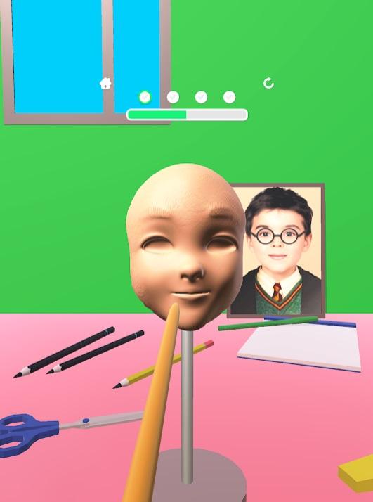 Sculpt People на Андроид