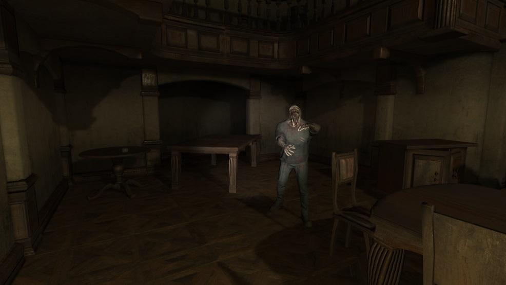 Secret of Harrow Manor VR на Андроид