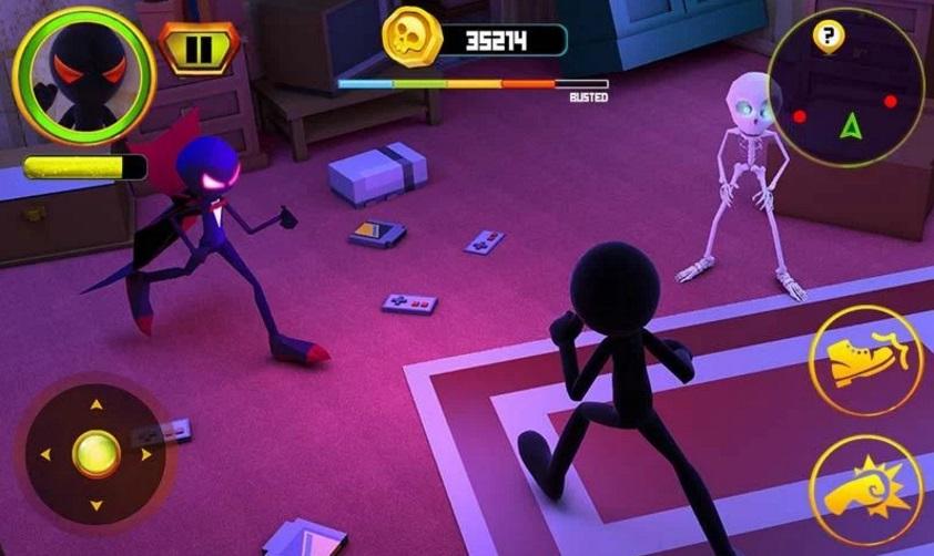 Haunted Hotel Shadow Escape 3D на Андроид