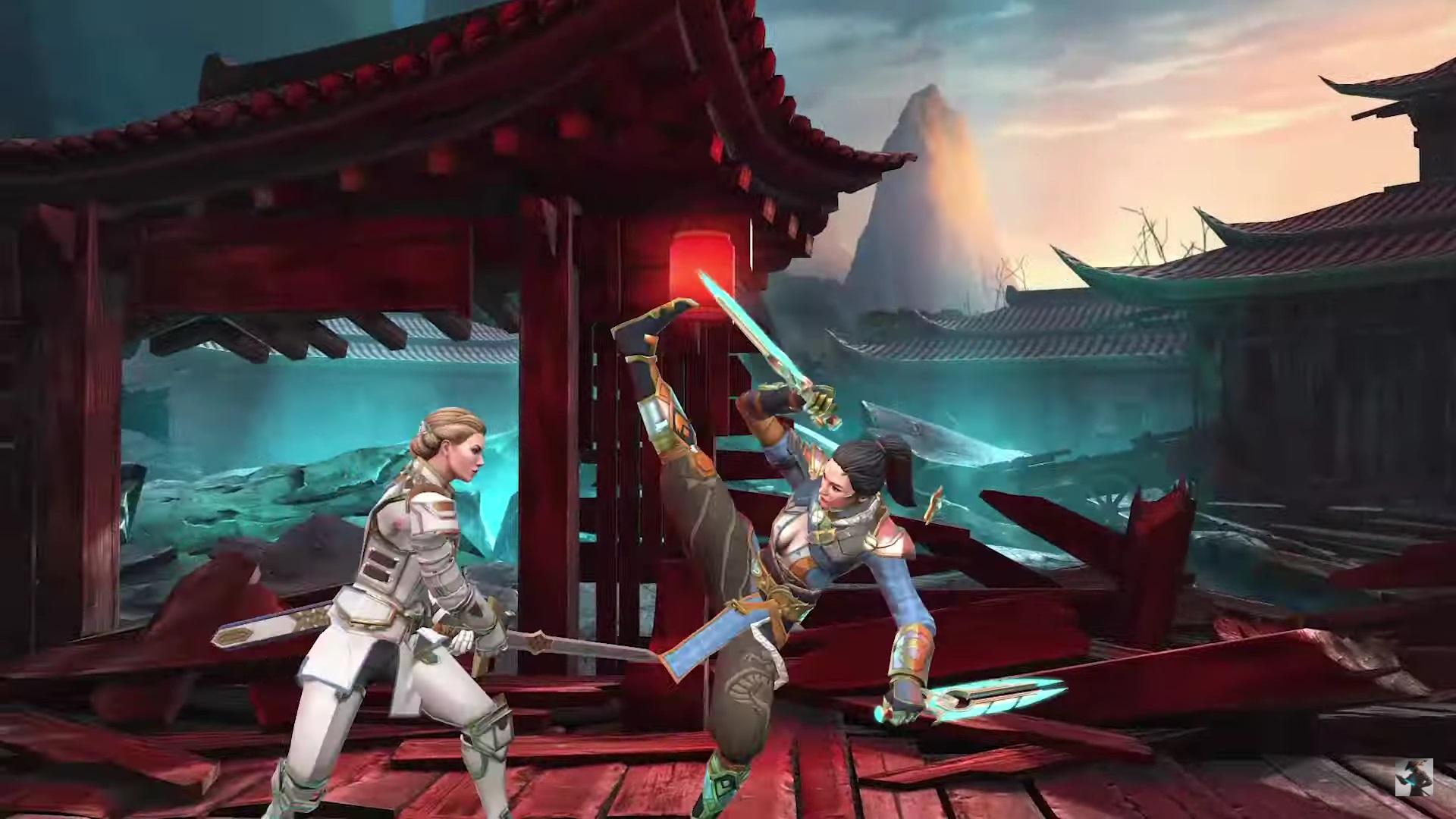 Shadow Fight Arena на Андроид
