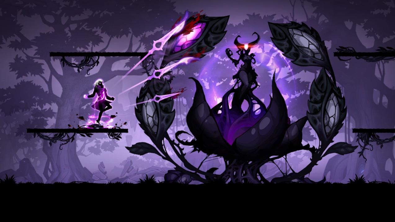 Shadow Knight на Андроид