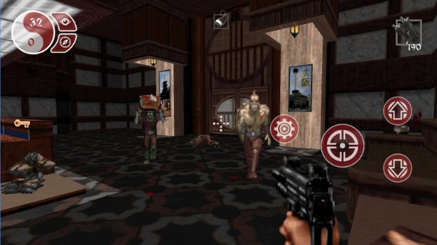Shadow Warrior Classic Redux на Андроид