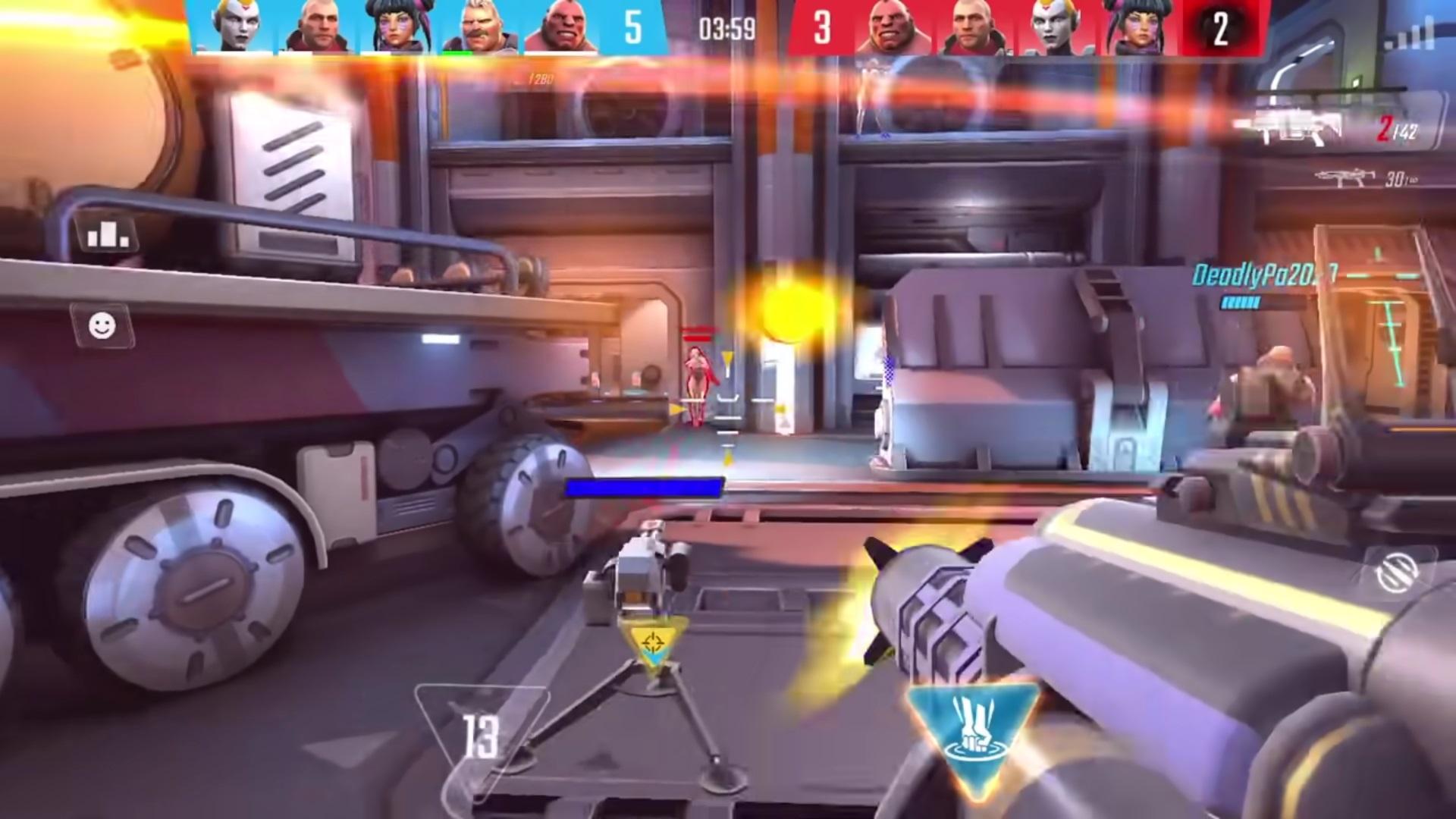 Shadowgun War Games на Андроид