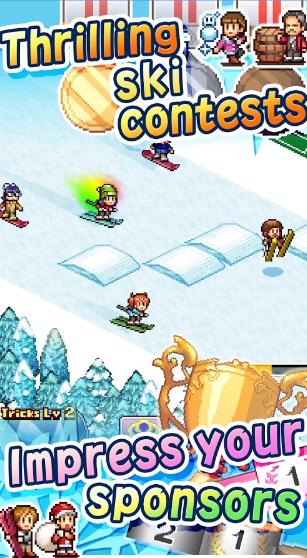 Shiny Ski Resort на ПК