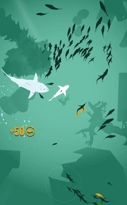 Shoal Of Fish на Андроид