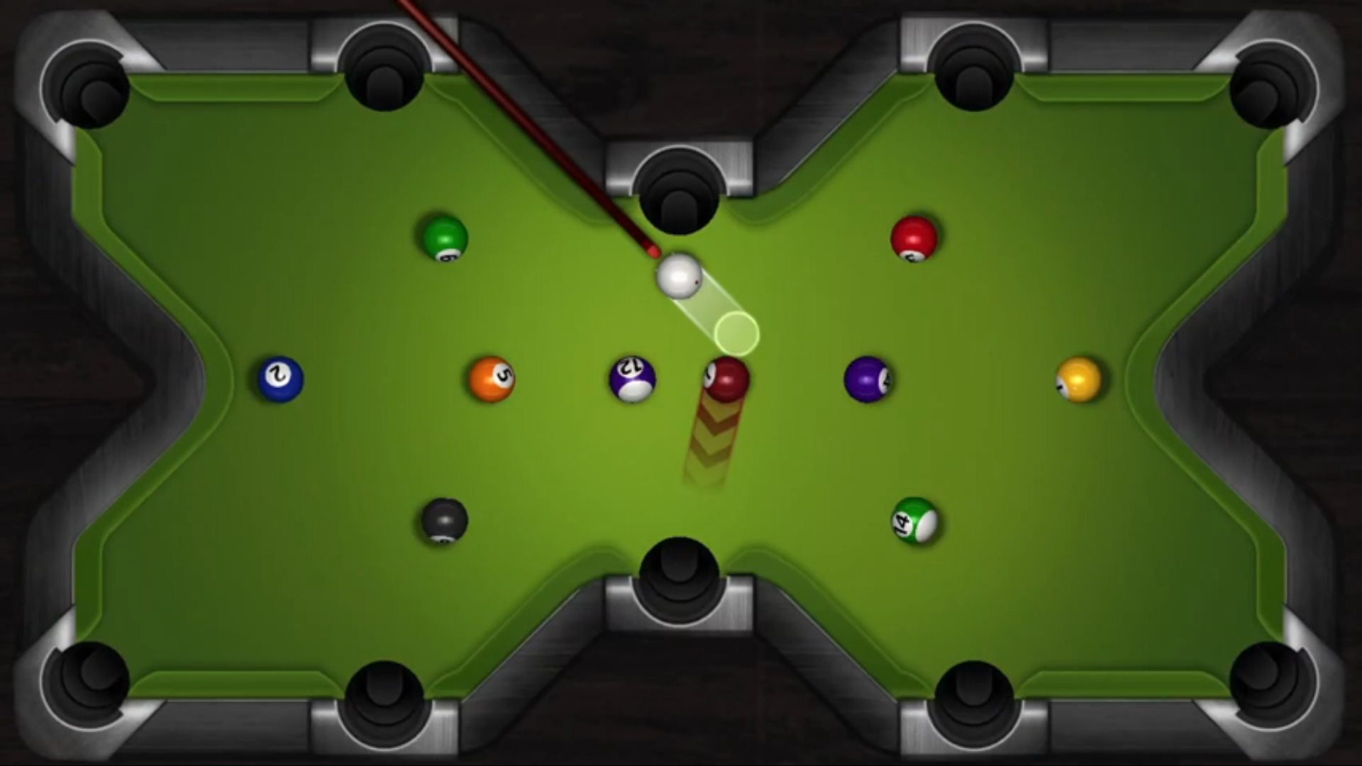 Shooting Pool на Андроид