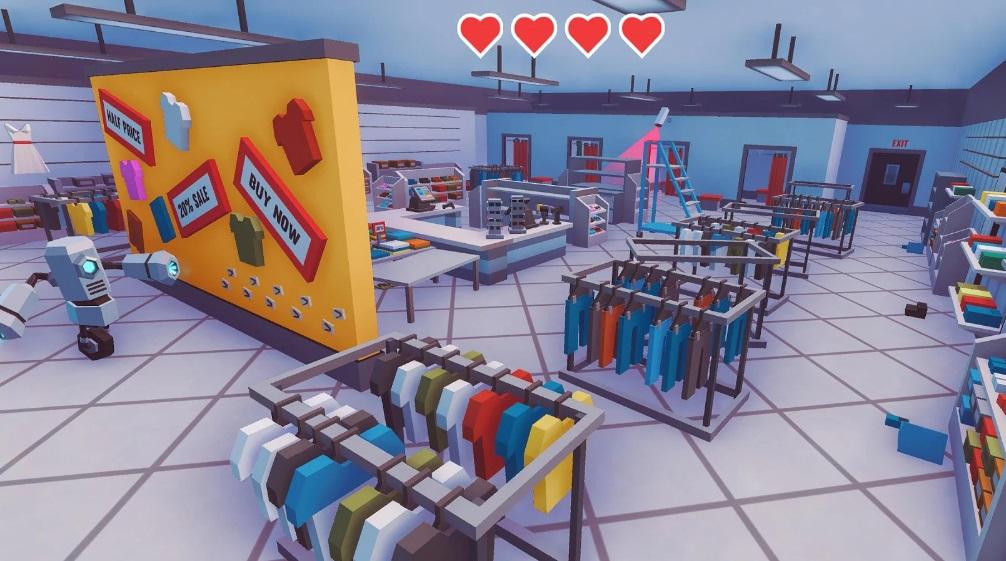 Shopping Madness на Андроид