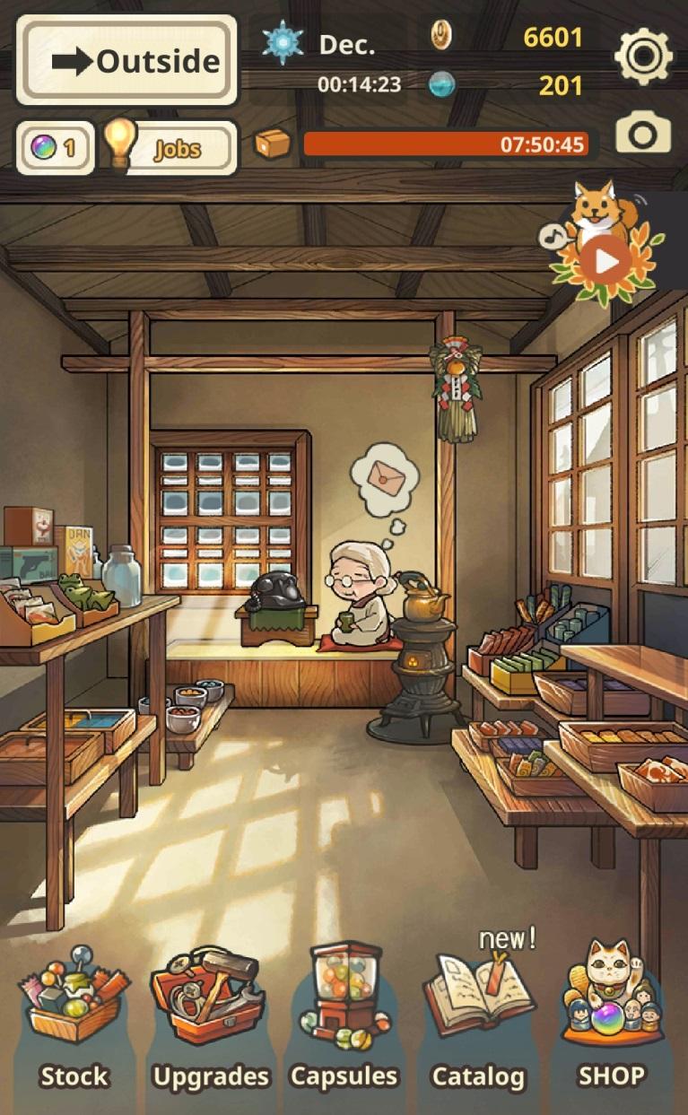 Showa Candy Shop 3: Grandma's Purring Postmaster на Андроид