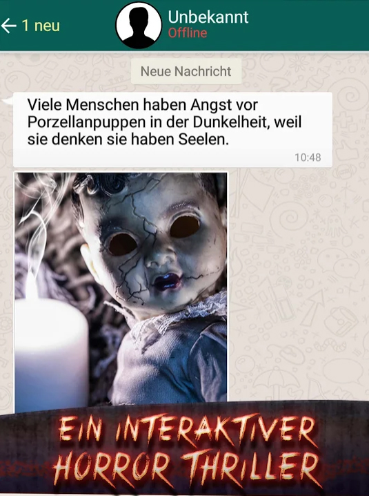 Sieben: Endgame - Interaktiver Horror Thriller на Андроид