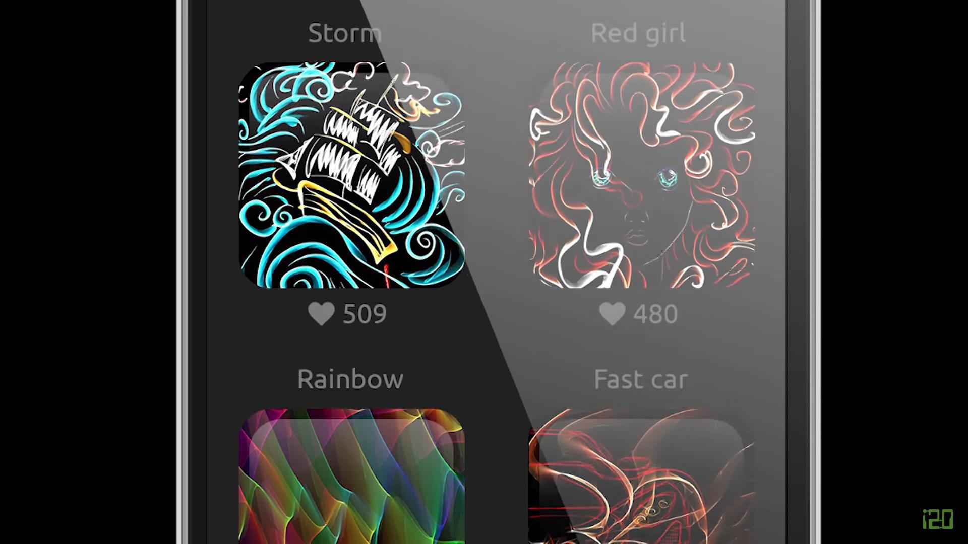 Silk Paints на Андроид