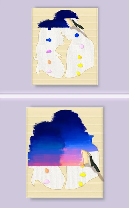 Silhouette Art на Андроид