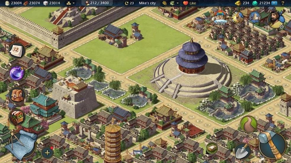 Sim Empire на Андроид