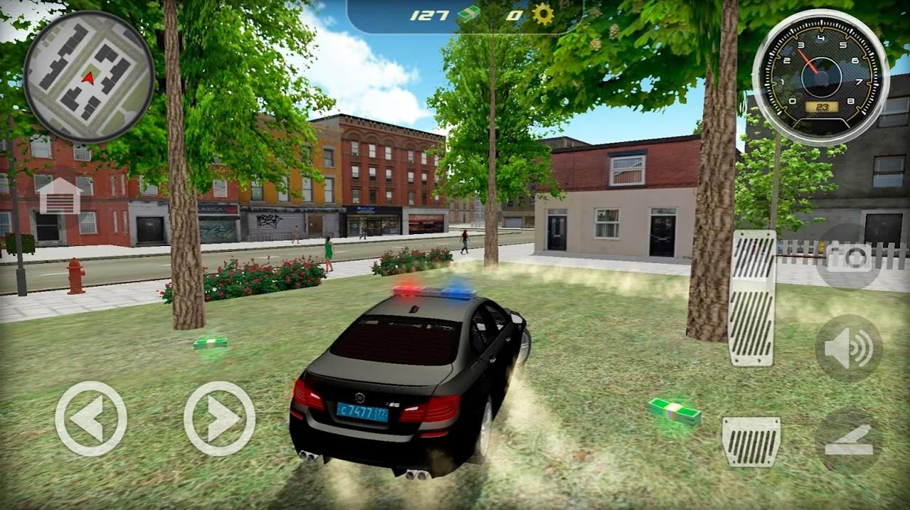Симулятор Вождения ДПС на Андроид
