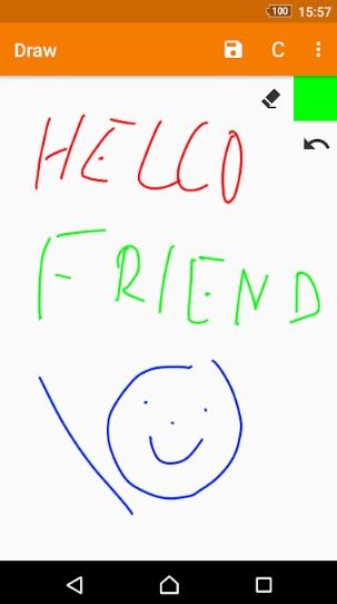Simple Draw Pro на Андроид
