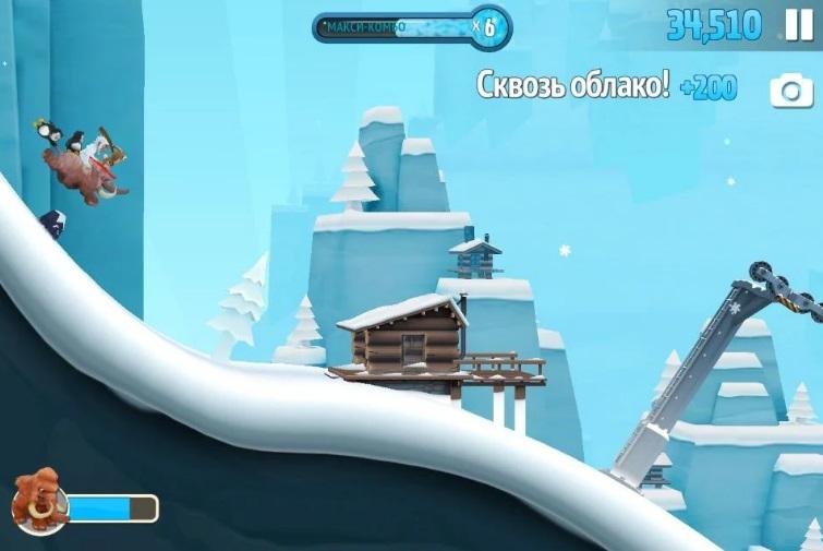 Ski Safari 2 на Андроид