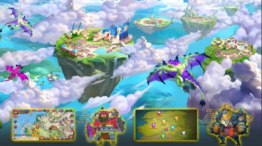 Sky Kingdoms на ПК